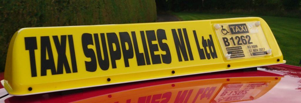 Taxi Supplies N I – Taxi Supplies
